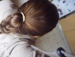 20120913 streaked hair
