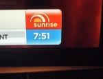 20120307 sunrise