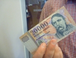 20120707 Hungarian money