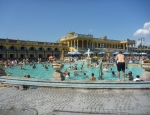 20120709 swimming szechenyi bath