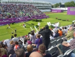 20120731 archery at Lords