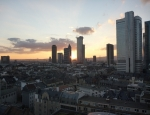 20120811 Frankfurt Sunset