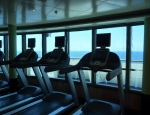 Ruby Princess gym